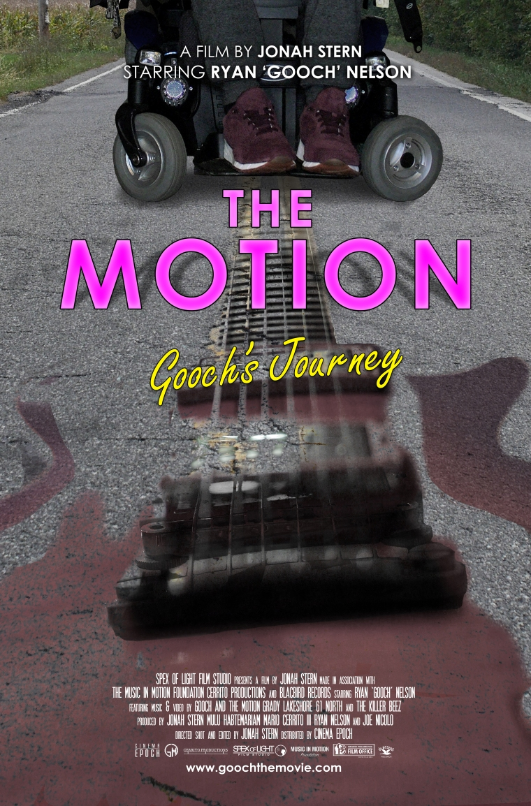 The Motion movie poster new updated small
